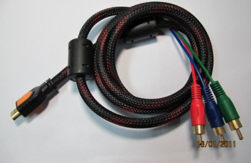 Sample 8 - HDMI A. C. D Cable