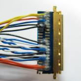 Sample 3 Wire Harness : Mini Coaxial Cabl
