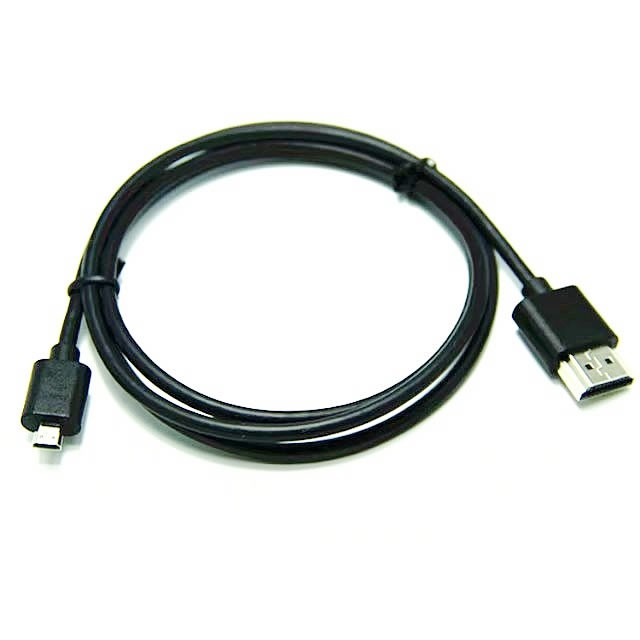 5-4 HDMI A. C. D Cable