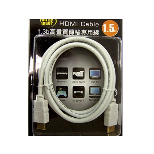 5-51 HDMI A. C. D Cable